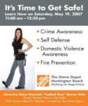 Get Safe Crime Awareness Seminar